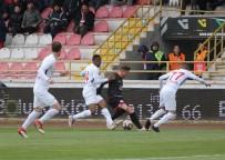 MUHAMMED ÇETIN - Spor Toto 1. Lig Açıklaması Boluspor Açıklaması 1 - Gazişehir Gaziantep Açıklaması 0