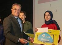 HÜSEYIN TEKIN - Ufka Yolculuk Bilgi Yarışması Ödülleri Sahiplerini Buldu