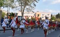 BÜYÜK BULUŞMA - 2'İnci Uluslararası Troya Çocuk Halk Dansları Festivali Başladı