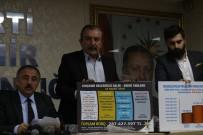 AK Parti İl Başkanından Kırşehir Belediyesi'nin Borcu İle İlgili Açıklama