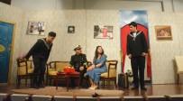 ÖZEL MESLEK LİSESİ - AOSB'de Yoğun Tempoya Tiyatro Molası