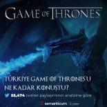 GAME - Sosyal medya 'Winter İs Coming' dedi