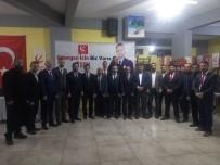 MUSTAFA POLAT - Yeniden Refah'ın İlk Kongresinde Ahmet Yavuz'a Güven Oyu