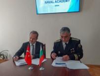 DENIZ HARP OKULU - ODÜ'den Denizcilik Alanında Uluslararası İş Birliği