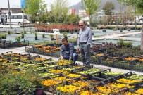 TESBIH - Menteşe Belediyesi'nin Çiçek Bahçesi Rengarenk
