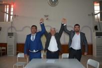 FERIDUN BAHŞI - Muhtarların Yeni Başkanı Osman Küçükkarasucu Oldu