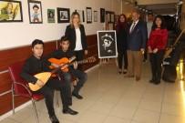 MAHSUNI ŞERIF - Okulda 'Aşıklar Ve Ozanlar Sokağı' Açıldı