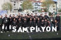 SPOR SPİKERİ - Şirketler Futbol Ligi'nde Sezon Sona Erdi