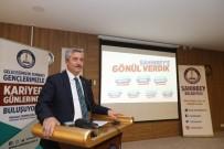 MEHMET GÖRMEZ - Başkan Tahmazoğlu, Kariyer Günlerinde Gençlerle Buluştu