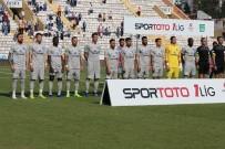 MUHAMMED ÇETIN - Spor Toto 1. Lig Açıklaması Adana Demirspor Açıklaması 4 - Boluspor Açıklaması 1 (Maç Sonucu)