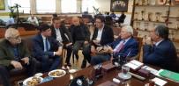 BAYıNDıRLıK VE İSKAN BAKANı - Eski Bakan Altınkaya'dan Başkan Özcan'a Ziyaret