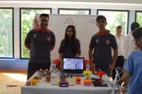 YUSUF YıLMAZ - İzmir'de Robotik Kodlama Tanıtım Günleri Ve Yarışması Düzenlendi