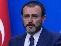 MAHİR ÜNAL - AK Parti'den Ekrem İmamoğlu açıklaması