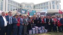 ÖNDER KAHVECI - Sağlık Çalışanlarından Sağlık Bakanlığı Önünde Eylem