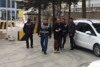 MUSTAFA AKIŞ - Sendika Şube Başkanı Gözaltında