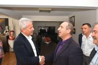 İstanbul'dan Başkan Güney'i Ziyaret İçin Geldiler