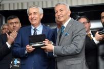 YUSUF ZIYA GÜNAYDıN - Cumhur İttifakı Partileri Arasında Belediye Başkanlığı Devir Teslim Töreni