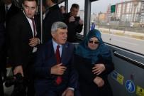 İBRAHIM KARAOSMANOĞLU - Görevi Devreden Eski Belediye Başkanı, Eve Otobüsle Döndü