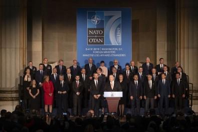 NATO Zirvesinde Konuşan Pompeo Açıklaması 'Avrupa NATO Sayesinde Ayağa Kalktı'