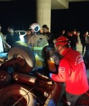 Otomobil Köprü Ayağına Çarptı Açıklaması 1 Ölü