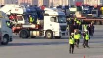 BASıN EKSPRES YOLU - Atatürk Havalimanı'nda Taşınma Hazırlıkları Tamamlandı