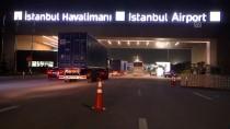 BASıN EKSPRES YOLU - İlk Tırlar İstanbul Havalimanı'nda