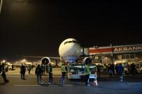 SPOR SPİKERİ - Atatürk Havalimanı'ndan Son Uçuşu Singapur'a