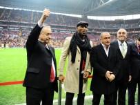 DROGBA - Didier Drogba Açıklaması 'Fatih Terim'den 1 Yıllık Kontrat İstedim'