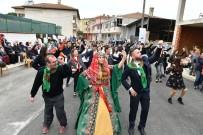 KÖY DÜĞÜNÜ - Fetih Şenliklerinde Köy Düğünü Coşkusu