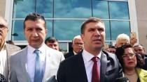 ALİ ORKUN ERCENGİZ - Burdur Belediye Başkanı Ercengiz Mazbatasını Aldı