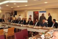 DTSO Başkanı Şahin, 'Düzce'nin Avantajlarını Anlattık'