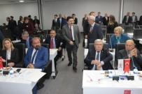 AYHAN ÖZTÜRK - Altıeylül Belediye Meclisi Toplandı