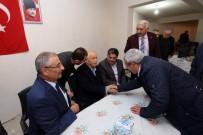 FETHI YAŞAR - Yaşar'dan İlk Ziyaret Yakacık'a
