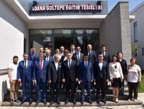 MAHALLE BASKISI - Koruma Kurulu Adana İçin Birlik Oldu