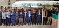 MAHMUT AKYOL - Belediye Başkanı Akyol'un Annesi Toprağa Verildi