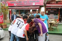 EDIRNESPOR - Edirne'de Esnaftan Genç Sporculara Destek