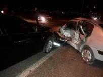 Elazığ'da Trafik Kazası Açıklaması4 Yaralı
