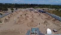 CEM KARACA - Kum Heykel Festivali Ziyaretçilerini Bekliyor