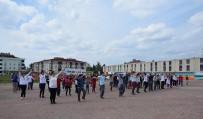 Sağlık İçin Hareket Et Günü'nde Dans Ettiler