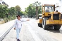 SIHIRLI DEĞNEK - Karaovalılardan Başkan Çeçrioğlu'na Teşekkür