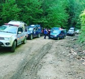 PAZARKÖY - Bolu'da 5 Gündür Kayıp Vatandaş İçin Arama Çalışması Başladı