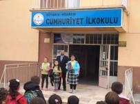 ŞİMAL - Hisarcık'ta İş Sağlığı Ve Güvenliği Haftası Afiş Yarışması