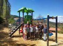 HASANLAR - Hisarcık'ta Köylere Oyun Parkı