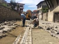 UNESCO - Tarihi Çarşı Asmazlar Caddesinde Çalışmalar Sürüyor