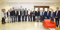 MEHMET ÇAKıR - KTO'da 'Üye Hizmet Merkezi' Projesi Tanıtım Toplantısı Yapıldı