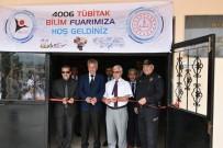 Susurluk'ta TÜBİTAK Bilim Fuarı Açıldı