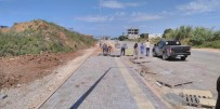 PAYALLAR - Alanya Belediyesi'nden Yol Çalışmaları