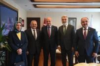 Başkan Büyükkılıç, Ankara'da Önemli Temaslarda Bulundu