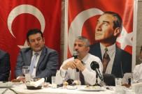 MAHALLE BASKISI - MHP İzmir İl Başkanı Şahin'den Cem Yılmaz'a Tepki