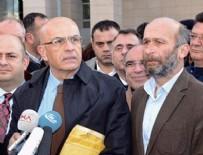 ENIS BERBEROĞLU - MİT TIR'ları davasında Enis Berberoğlu ve Erdem Gül için karar